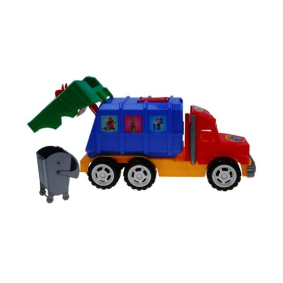 Детский автомобиль «Профи» (Мусоровоз)