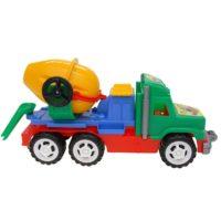 Детский автомобиль «Профи» (Бетоновоз)