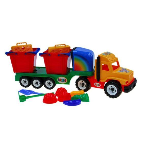 Детский автомобиль «Профи» (Контейнеровоз)