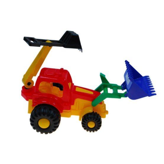 Трактор «Фермер» Погрузчик-Экскаватор