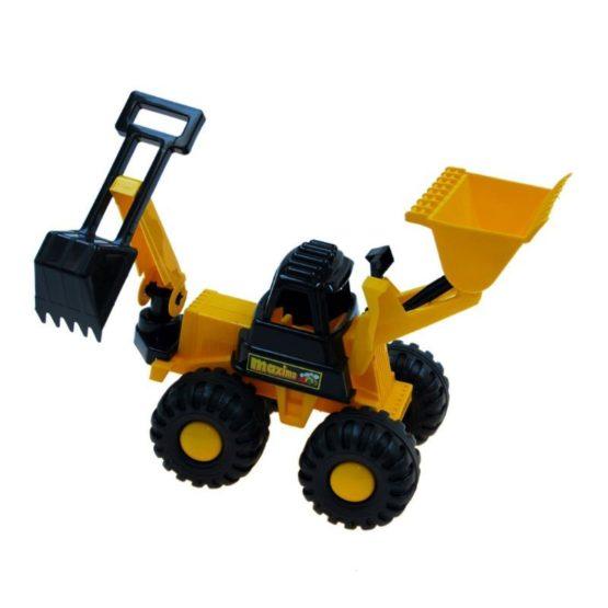Трактор «Ударник» Погрузчик-Экскаватор