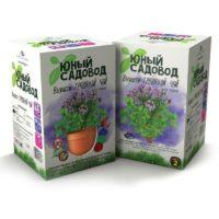набор Юный садовод «Вырасти травяной чай»