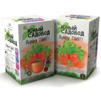набор Юный садовод «Вырасти томат»