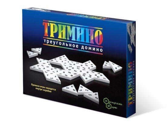 Игра «Тримино»