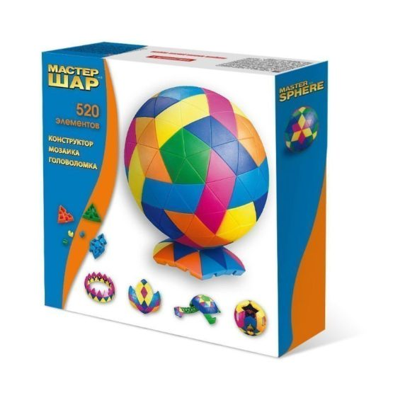 Конструктор-головолмка «Мастер шар»
