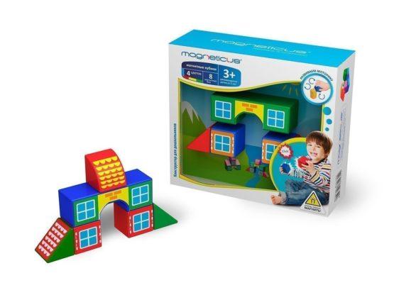 Кубики-домики 8 элементов