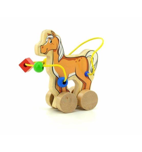 Лабиринт-каталка Лошадь