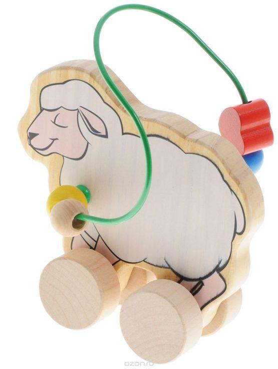Лабиринт-каталка Овца