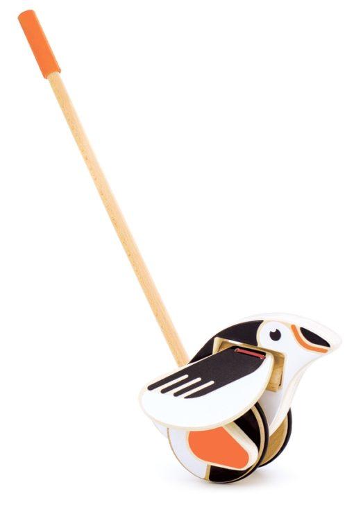 Каталка «Пингвин»