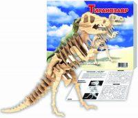 Сборная модель Тиранозавр
