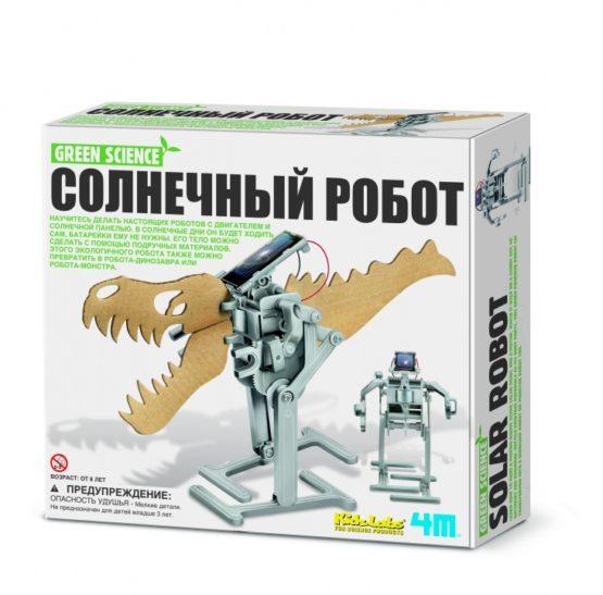 4M 00-03294 Солнечный робот