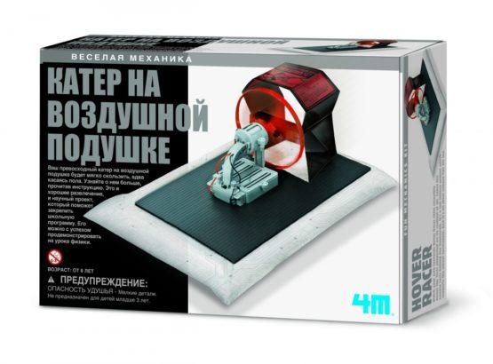 4M 00-03366 Катер на воздушной подушке
