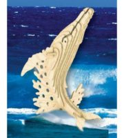 Сборная модель Горбатый кит