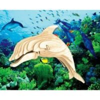 Сборная модель Дельфин