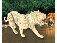 Сборная модель Тигр