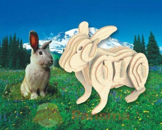 Сборная модель Кролик