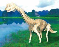 Сборная модель Брахиозавр