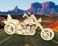 Сборная модель Байкерский мотоцикл
