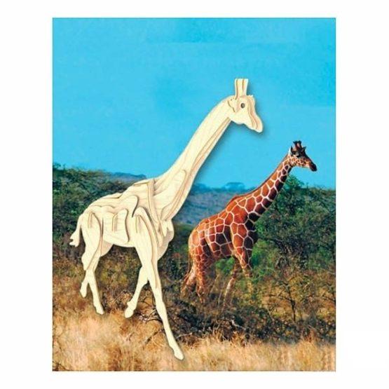 Сборная модель Жираф