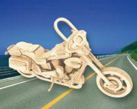 Сборная модель Байкерский мотоцикл 2