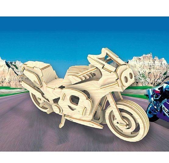 Сборная модель Гоночный мотоцикл
