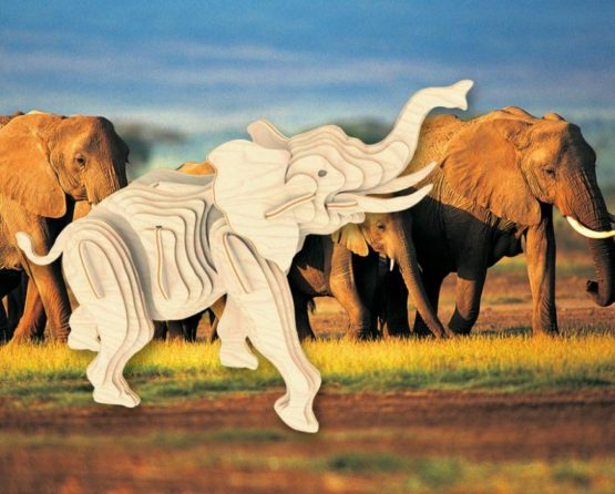 Сборная модель Маленький слон