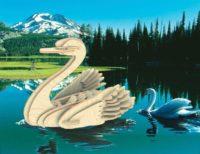 Сборная модель Лебедь