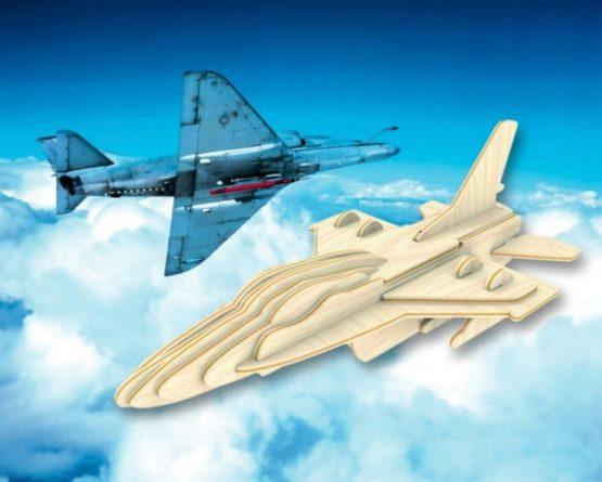 Сборная модель Самолет F16