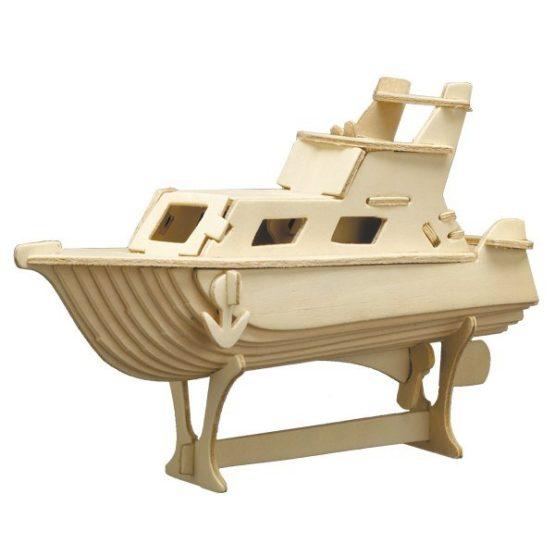 Сборная модель Яхта