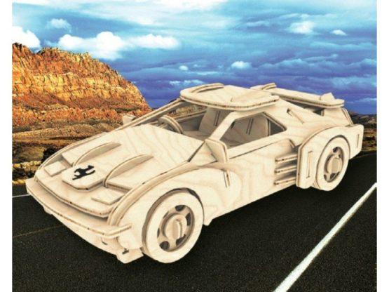 Сборная модель Спортивный автомобиль