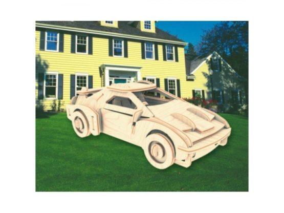 Сборная модель Спортивный автомобиль №2