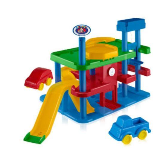 Игровой набор для мальчиков паркинг «Авто паркинг 3 уровня»