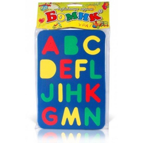 Алфавит английский