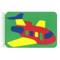Мозаика «Самолет»