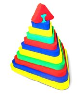 Пирамида Треугольник