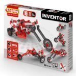Конструктор ENGINO PB42 INVENTOR Мотоциклы — 16 моделей