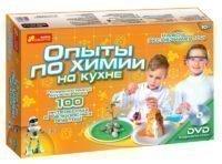 Набор для экспериментов «Опыты по химии на кухне»