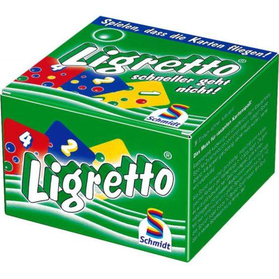 Настольная игра «Лигретто зелёный»
