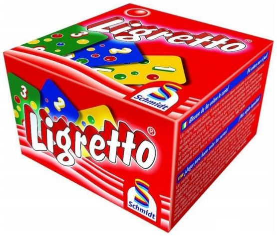 Настольная игра «Лигретто Красный»