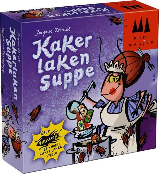 Настольная игра «Суп с Тараканами»