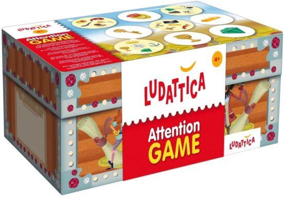 52400 LUDATTICA Игра настольная «СОКРОВИЩА ПИРАТОВ»