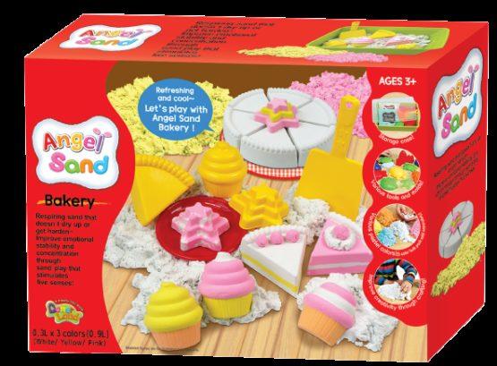Набор песка для лепки  «Торты и Пирожные»