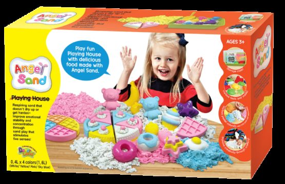 Набор песка для лепки » Playing House»