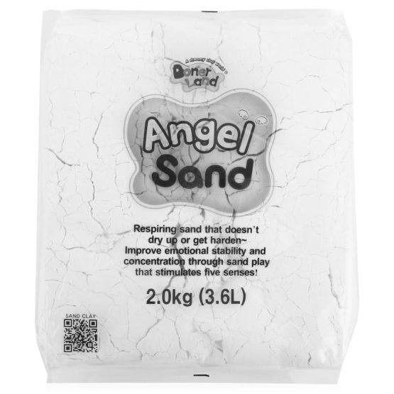 Песок для лепки  Белый 3,6л