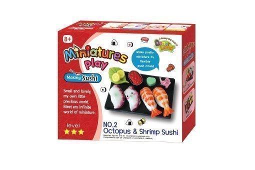 Набор для лепки  Octopus $ Shrimp Sushi
