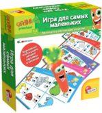 R36523 Обучающая игра ИГРА ДЛЯ САМЫХ МАЛЕНЬКИХ с интерактивной Морковкой