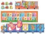 R36530 Обучающая игра ЛАБОРАТОРИЯ 10 ИГР с интерактивной Морковкой