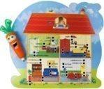 R42418 Обучающая игра ЛАБОРАТОРИЯ 20 ИГР с интерактивной Морковкой