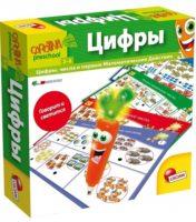 R55104 Обучающая игра ЦИФРЫ с интерактивной Морковкой