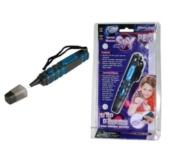 Ручка для юного шпиона